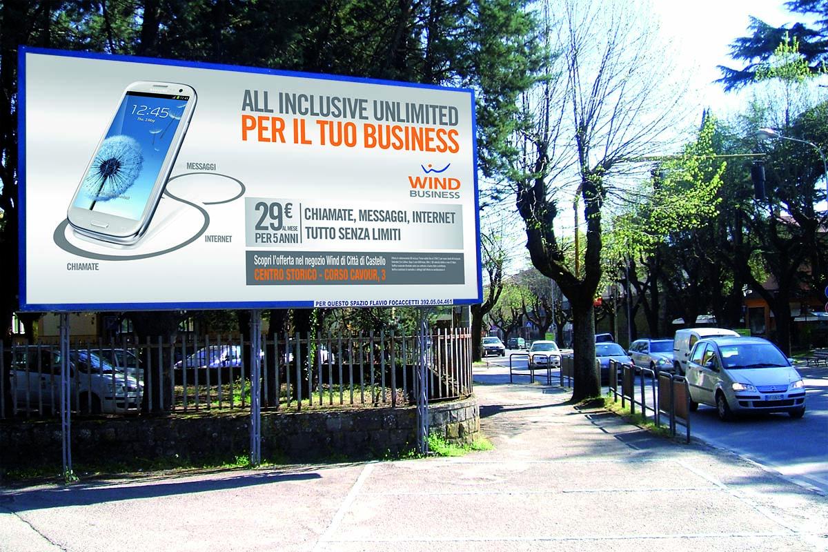 Cartelloni pubblicitari 6x3 | FFGROUP - Città di Castello (PG)